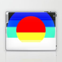 Colorful Mod Abstract Laptop & iPad Skin