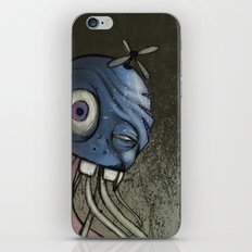 The Jelly-Filled Cranium Fish iPhone & iPod Skin