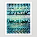 Dreamy Tribal Part VIII by pomgraphicdesign