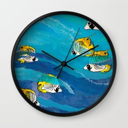 Extraordinary Perception Wall Clock
