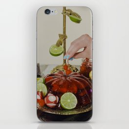 You'll Eat It And You'll Like It- Cherries iPhone Skin