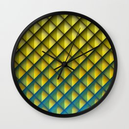 Magic Scales 02 Wall Clock