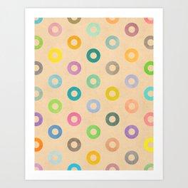 Auras. Art Print