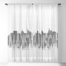 Madison Sheer Curtain