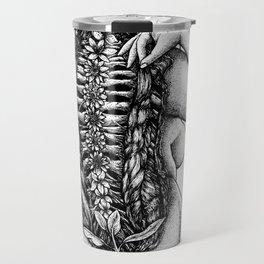 Blossom Surgery : Backbone. Travel Mug