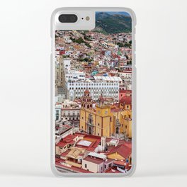 Downtown Guanajuato, Mexico Clear iPhone Case