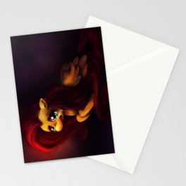 Pinkie Cry Stationery Cards