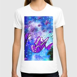 BUTTERFLY REFLECTIONS #2 T-shirt