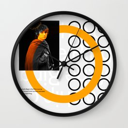 Lord of the Ring #1 Wall Clock