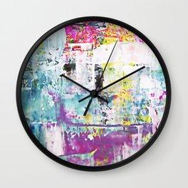 Neon 2 Wall Clock