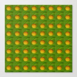 Lemon Lime All The Time Canvas Print