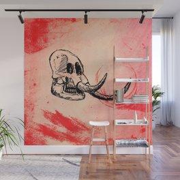 Bones I Wall Mural
