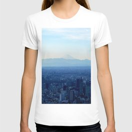 Fuji in the Distance T-shirt