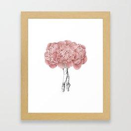Freak of nature II Framed Art Print