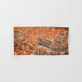 Snake Hand & Bath Towel