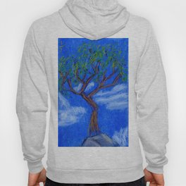 REALLY Blue Bonsai Hoody