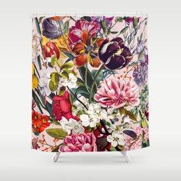 Exotic Garden - Summer Shower Curtain