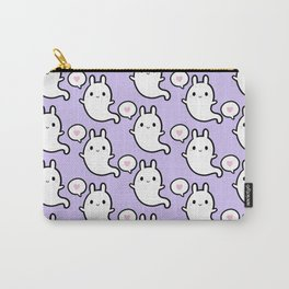 Cutie Bunny Ghost 02 Carry-All Pouch