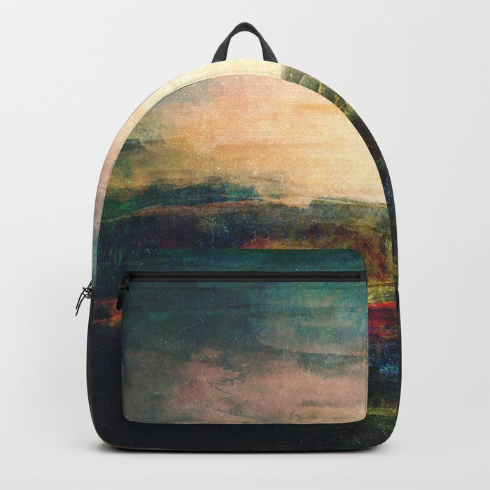 When she wakes up Backpack