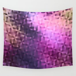 Winter Abstract Wall Tapestry