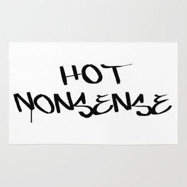Hot Nonsense Rug