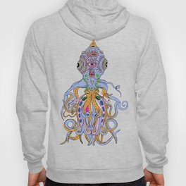 20,000 Leagues Under the Pen (Color v2.0) Hoody