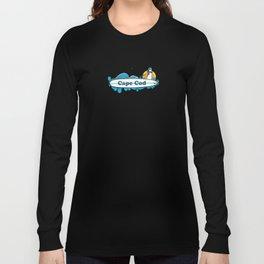 Cape Cod, MA Long Sleeve T-shirt