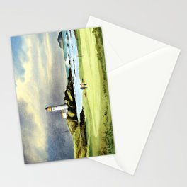 Turnberry Golf Course 10th Green Stationery Cards