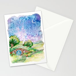 Bilbo's House Stationery Cards