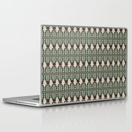 Art Deco Modern Geometric Pattern Laptop & iPad Skin