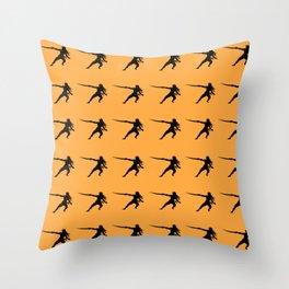 Pirate Life Throw Pillow