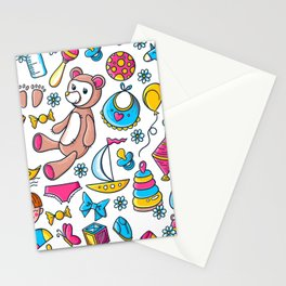 Kidz and toys Stationery Cards
