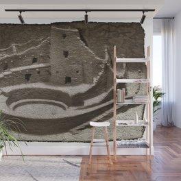 Mesa Verde Cliff Dwellings Wall Mural