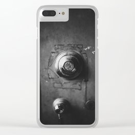 combination Clear iPhone Case