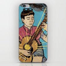 Happy Songs iPhone & iPod Skin