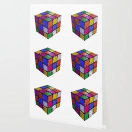 The color cube Wallpaper
