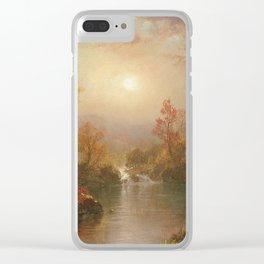 Frederic Edwin Church - Autumn Clear iPhone Case