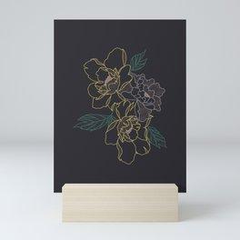 Seesaw - Illustration Mini Art Print