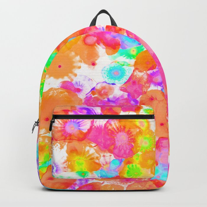 Jellyfish Dreams #society6 #decor #buyart Backpack