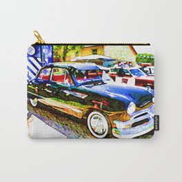 American classic car 9 Carry-All Pouch