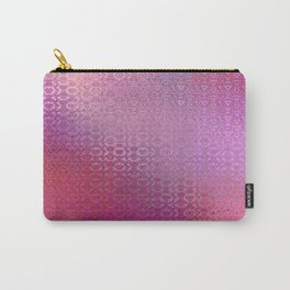 Trinity Pattern (pretty pink) Carry-All Pouch