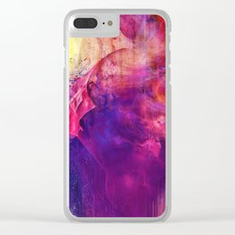 Halle Clear iPhone Case