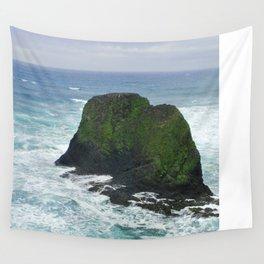 Ocean Cliffs Wall Tapestry