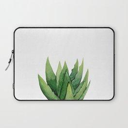 Aloe Vera. Laptop Sleeve