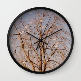 A Tree Grows in Brooklyn Wall Clock