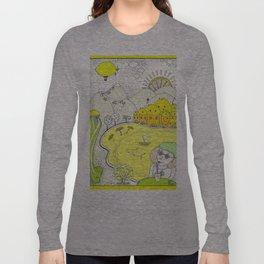 Lemon paradise Long Sleeve T-shirt