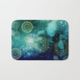Galaxy Bliss Bath Mat