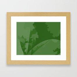 Camoflauge Framed Art Print