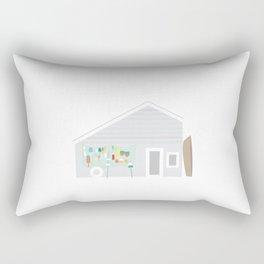 boathouse Rectangular Pillow