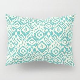 lezat turquoise Pillow Sham